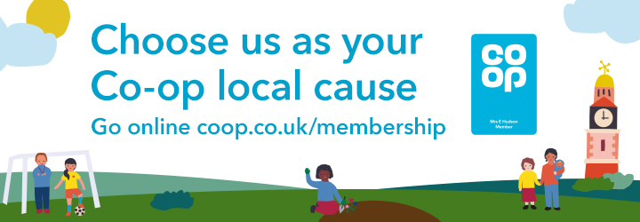 Co-op local cause