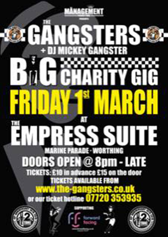 Gangsters Event
