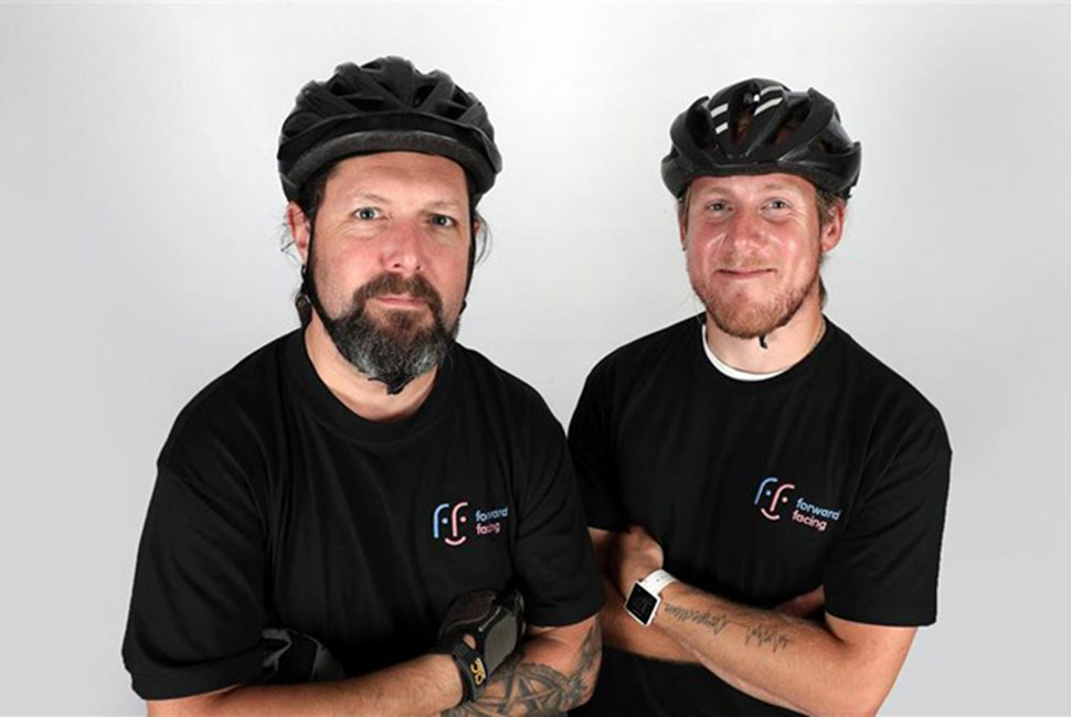 Martin & Tom's Vietnam to Cambodia Cycle