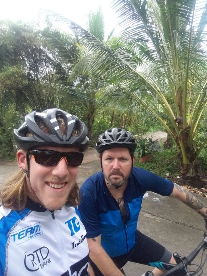 Martin Doherty & Tom Bilton Raise Over £6000 On Asian Cycle Trip
