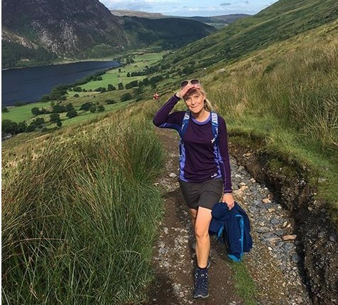 Chloe Boxall Takes On The Great Glencoe Challenge