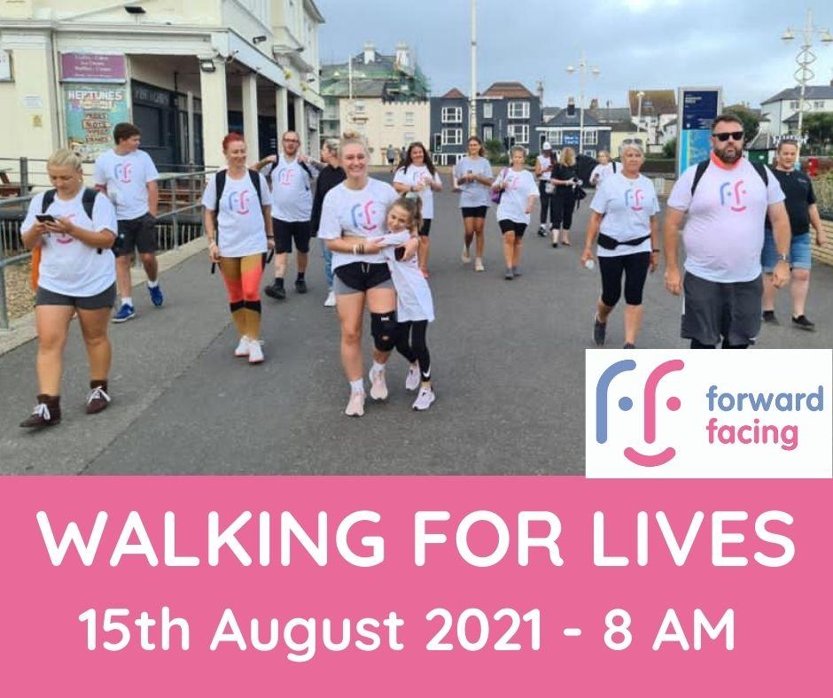 WALKING FOR LIVES 2021