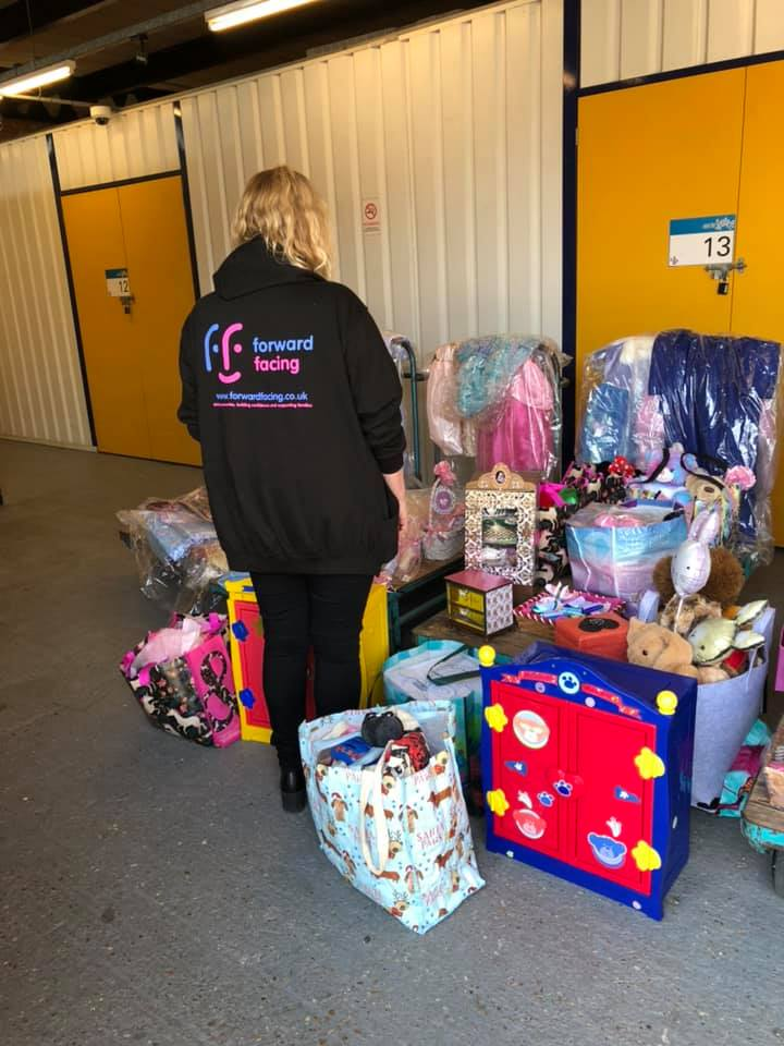 East Sussex Charity Boost